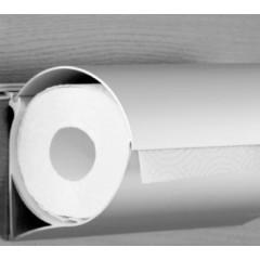 Zavesny system AL listovy - držiak rolky uzatvorený 235mm