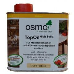 OSMO 3058 Top olej bezfarebný matný 0,5l