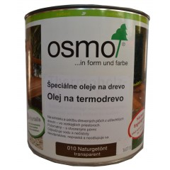 OSMO 010 olej špeciálny na thermo-drevo prír. sfarbený 2,5l