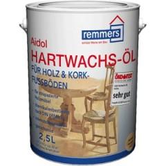 REMMERS Aidol Hartwachs-Öl 0,75L, gaštan