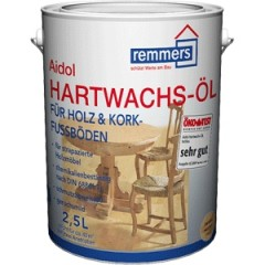 REMMERS Aidol Hartwachs-Öl 2,5L, pinia