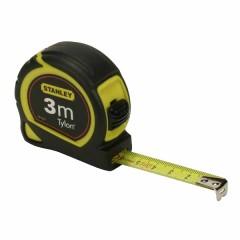 Meter zvinovací STANLEY 3m/12,7mm TYLON