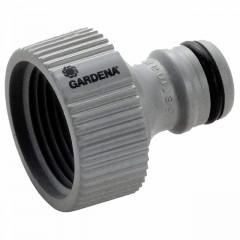 """Rýchlovsuvka na vodu plast 3/4"""" VNZ GARDENA"""