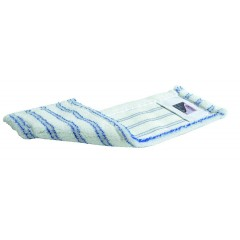 SPRINTUS mop Premium z mikrovlákna, 40 cm, bielo-modrý