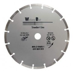 DIA kotuc rezny 230mm Standard Line WB