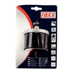 Vykružovače 7-dielna sada d25-64/40mm RAXX