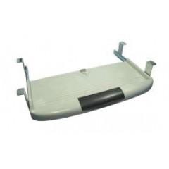 Výsuv pod klávesnicu sivý    (hlbka 350mm)