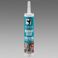 Lepidlo MAMUT GLUE CRYSTAL 290 ml transparent