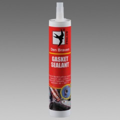 Silikon Gasket Sealant do 300°C, cerveny 310ml