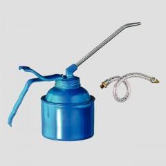 Kovová olejnička s mos. pumpou 250ml