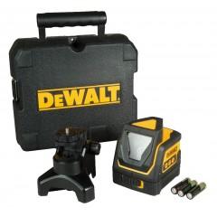 DEWALT čiarový a krížový laser 360° DW0811