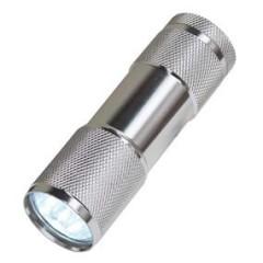 Lampa vrecková ALU  9 LED