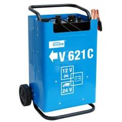 GUDE autonabíjačka / štart.vozík - V 621 C (300A)
