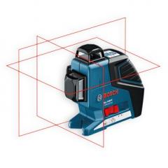 BOSCH GLL 3-80 P laser krížový 0601063309 (+ BM 1 + L-BOXX)