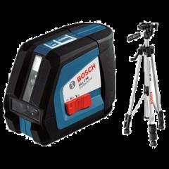 BOSCH GLL 2-50 + statív BT150 krížový laser   0601063105