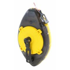 STANLEY šnúra oznac. 30m +krieda+vodov. - PowerWinder