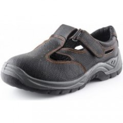 Pracovná obuv STONE NEFRIT O1 čierna v.36