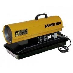 MASTER B 65 CEL naftový ohrievač s priamym spaľovaním