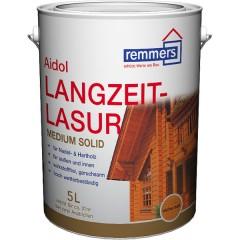 REMMERS Dauerschutz-Lasur 2,5L, UV teak (Langzeit Lasur)