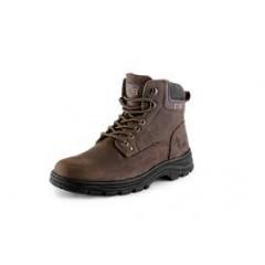 Pracovná obuv ROAD GRAND WINTER, zimná, hnedá v.47
