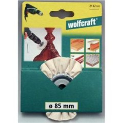 WOLFCRAFT kotuc lestiaci so stopkou  85x10mm textilný 2132000