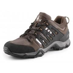 Voľnočas. obuv CXS TRINIDAD hnedé v.42
