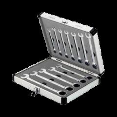 RAXX kľúče očkoploché račňové 12-dielna sada 8-19mm