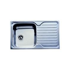 Kuchynský drez TEKA CLASSIC 1B1D microlinen 860x500x200mm