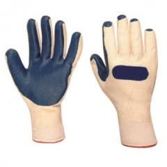 GEBOL pracovné rukavice pogumované veľ.10