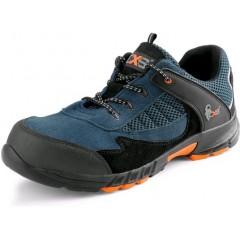 Pracovná obuv ISLAND EIVISSA S1 čierno-modrá