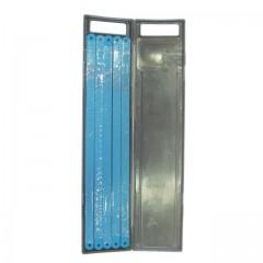 List pilovy na kov BiMetall 300x12,5mm, kov  WB