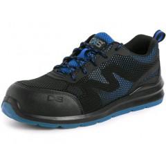 Pracovná obuv CXS MILOS S1P ESD čierno-modrá