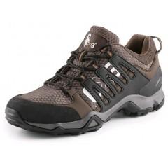 Voľnočas. obuv CXS TRINIDAD hnedé