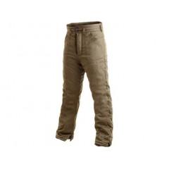 Nohavice JUNA zimné vatované khaki