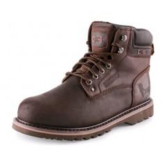 Pracovná obuv ROAD GRAND hnedá
