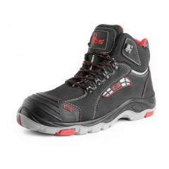 Pracovná obuv ROCK DIORIT O2 SRC čierna