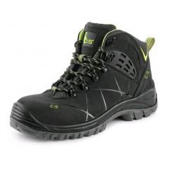 Pracovná obuv CXS METEOR O2 čier.-zel.