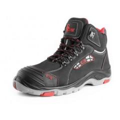 Pracovná obuv ROCK DIORIT S3 SRC čierna