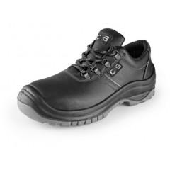 Pracovná obuv SAFETY STEEL VANAD S3 čierna