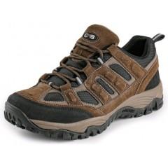Trekkingová obuv ISLAND JAVA hnedá