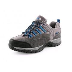 Trekkingová obuv ISLAND GILI šedo-modrá