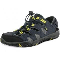 Obuv sandál ATACAMA modro-žltá