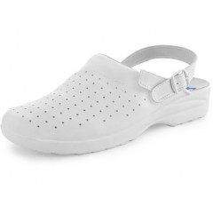 Pracovná obuv MISA dámska biela