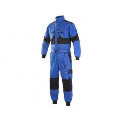 Kombinéza LUX ALASKA zimná modro-čierna