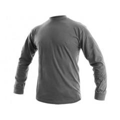 Tričko PETR dlhý rukáv zinkové
