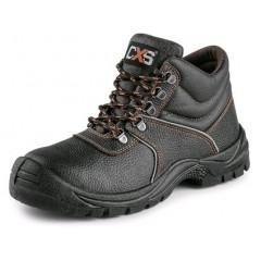 Pracovná obuv STONE MARBLE S3 čierna