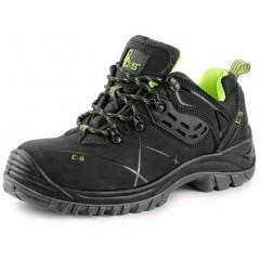 Pracovná obuv CXS COMET S3 čier.-zel.