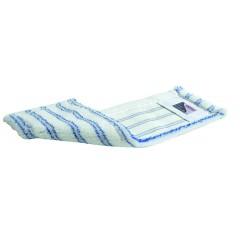 SPRINTUS Premium Pro mop z mikrovlákna, 40 cm, bielo-modrý