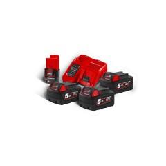 MILWAUKEE M18 NRG-503 4933451423 powerpack