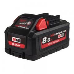 MILWAUKEE M18 HB8 akumulátor HIGH OUTPUT™ 18 V, 8,0 Ah